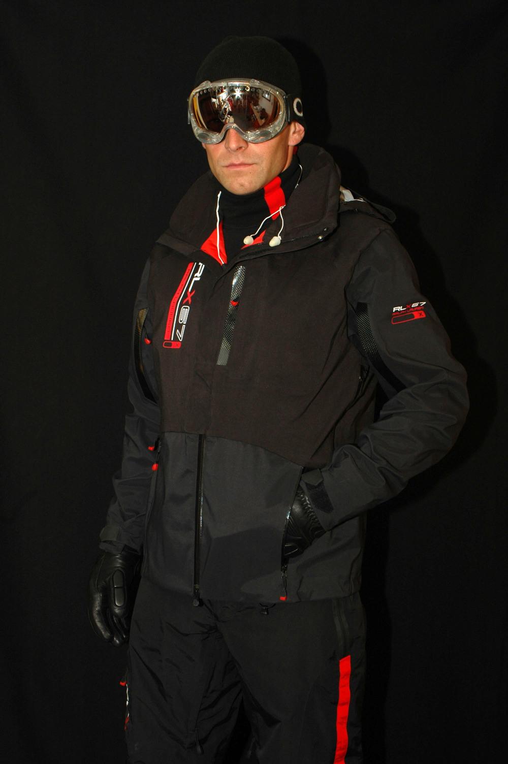 RLX Chassis Jacket (2003)