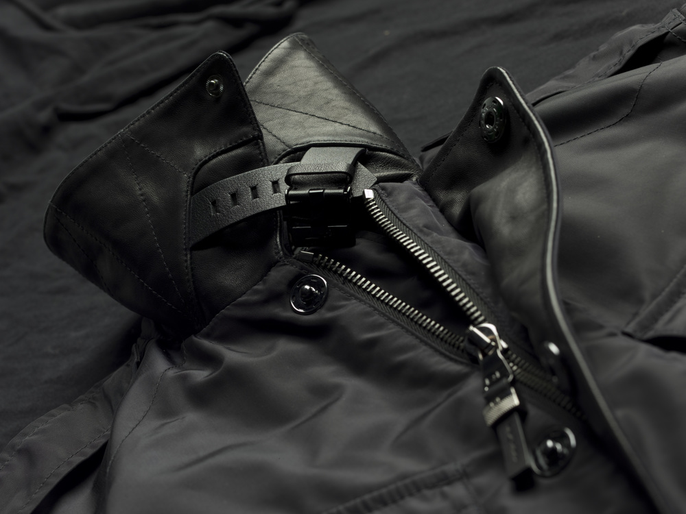 Black Label Nylon Escape Jacket (2010)