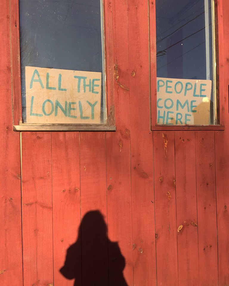 all the lonely