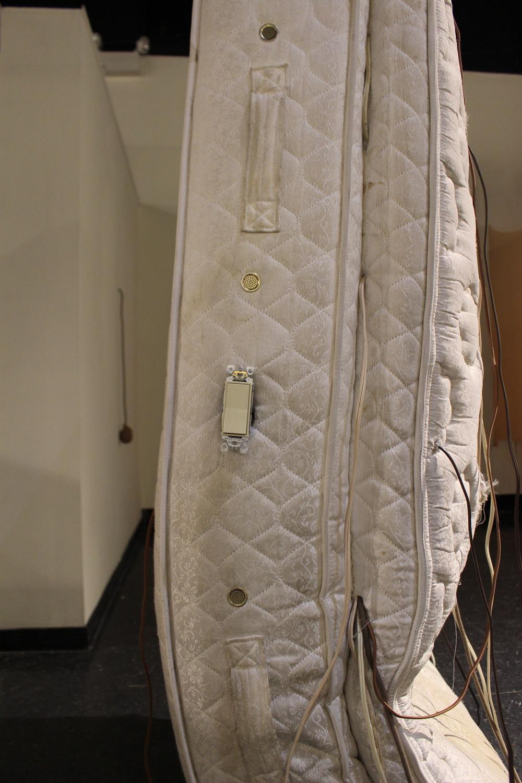 dirty old mattress: a big fuss for a little buzz