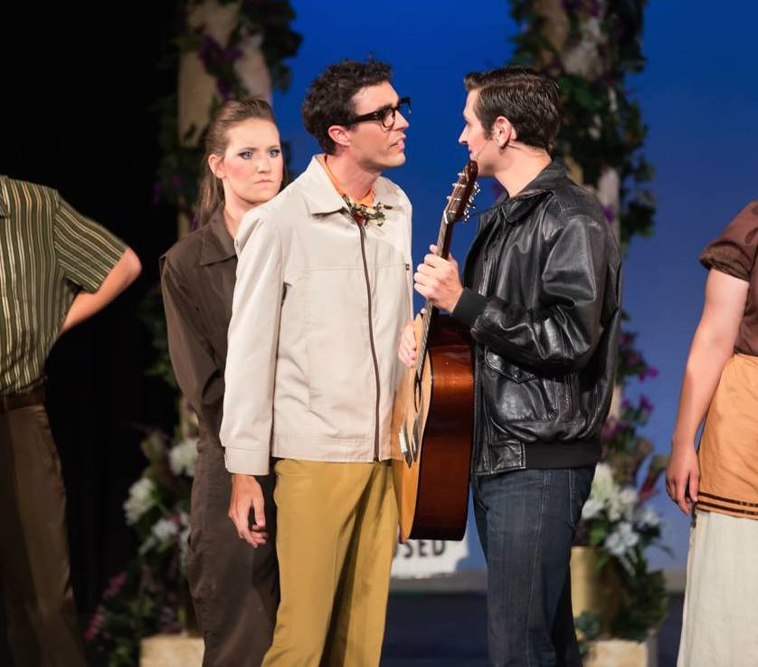 All Shook Up - Carriage House Theatre