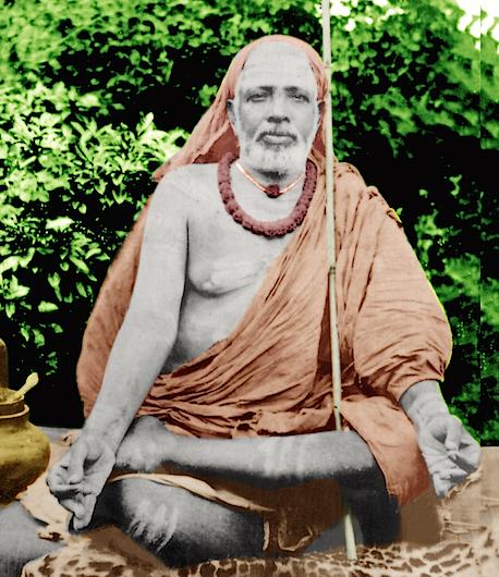 Paramahamsa Parivrajakacharyavarya Sri Sri Ramananda Nathendra Saraswati Swamigal