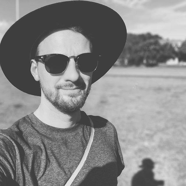 I may have gone full Melbourne at the park today. . . . . . #melbourne #instagay #gaymelbourne #vegan #blackandwhite #gayboy #selfie