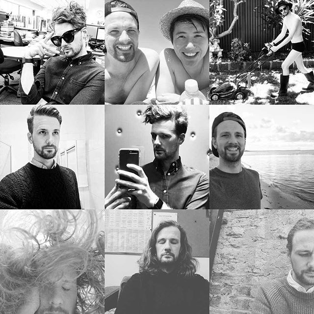 A year of significant change. But, for me at least, ultimately a good year and one I am proud to have been through. . . . . . #melbourne #topnine2017 #newyearseve #blackandwhite #gaymelbourne #instagay