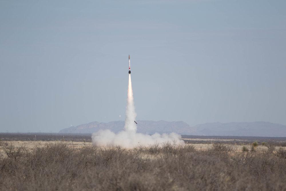 Fathom II launch