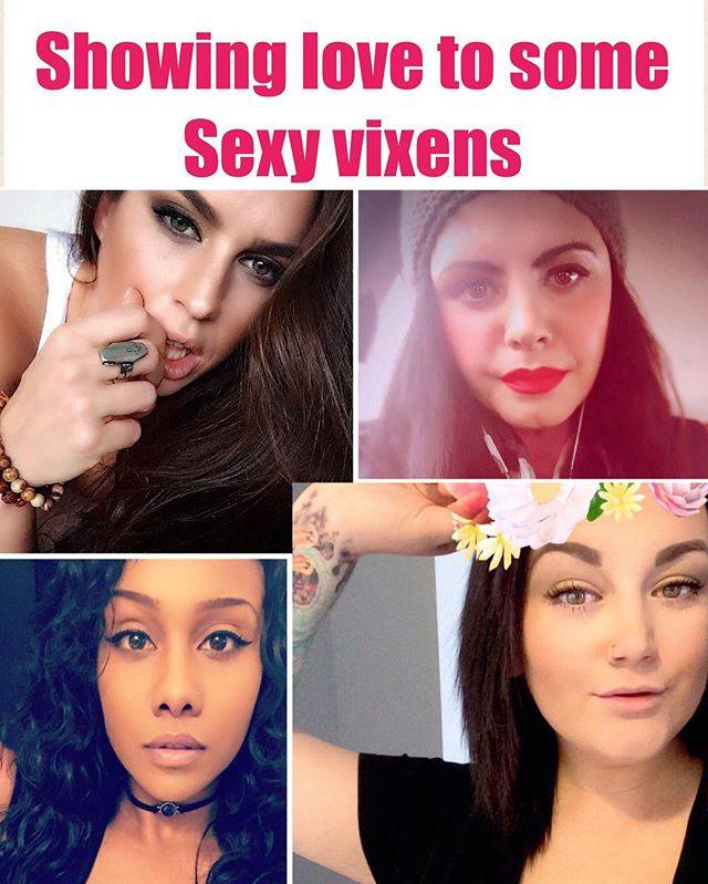 Showing some of our sexy vixens love for #wcw