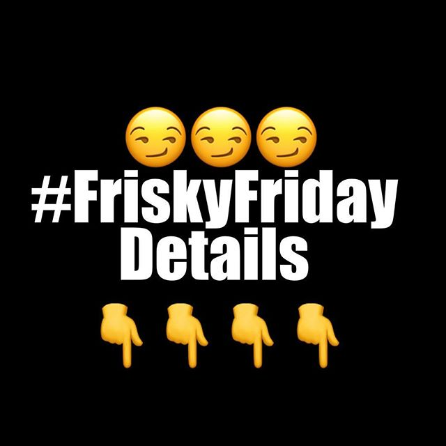 Its Friday and we're feeling a little frisky. Men and women can participate.  ____________________________________________________________ ✖️ Men MUST have beards. ✖️ Women can submit photos (posted in groups of 2). ✖️ Official Vixens get first priority. ✖️ NO nudity. ✖️ DM your photo to be considered.