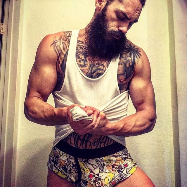 Want to get posted for #friskyfriday? Send us a DM.  _____________________________________  @jj_richardson1  ____________________________________  #THEBEARDEDPANTIEDROPPERS  #love #beard #beards #beardedmen #photooftheday #20likes #amazing #smile #follow4follow #like4like #look #instalike #igers #picoftheday #instadaily #instafollow #followme  #iphoneonly #instagood #bestoftheday #instacool #instago #all_shots #follow #webstagram #style