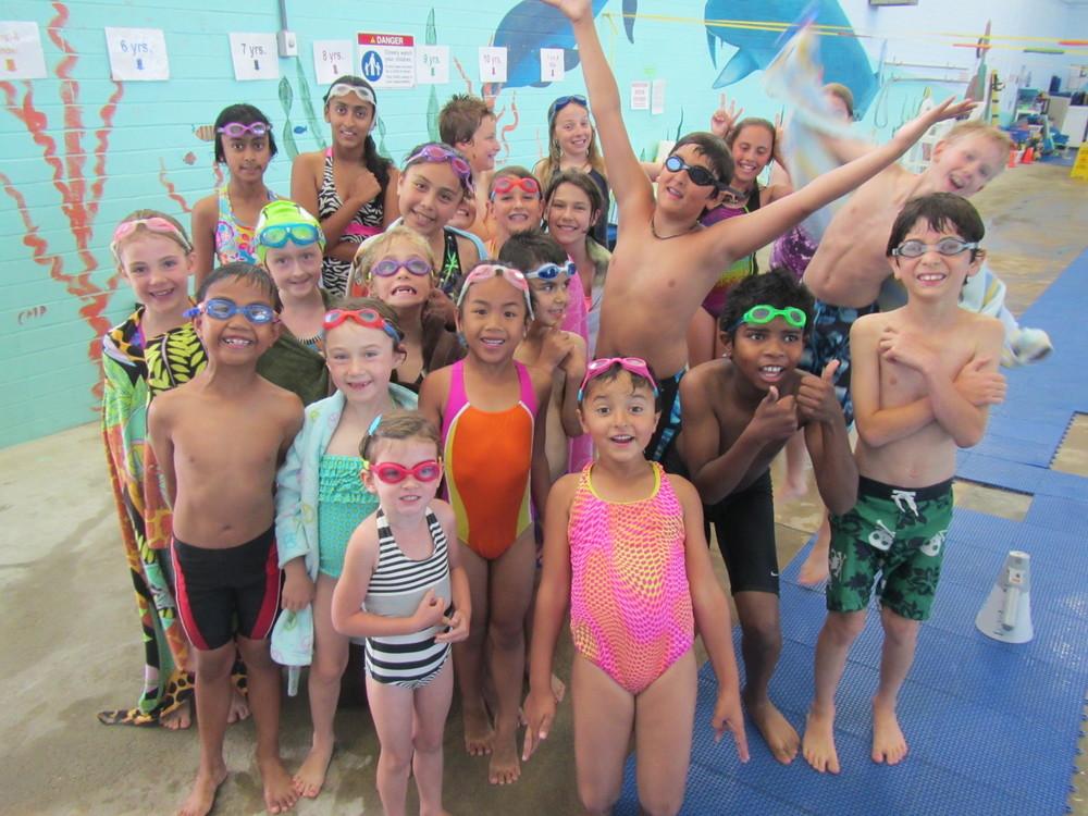 Swim school Nude Photos 6