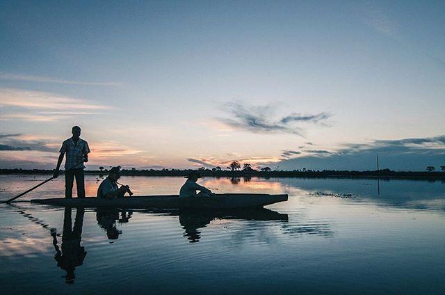 Okavango Delta :)