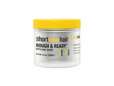 Rough & Ready stayling gunk