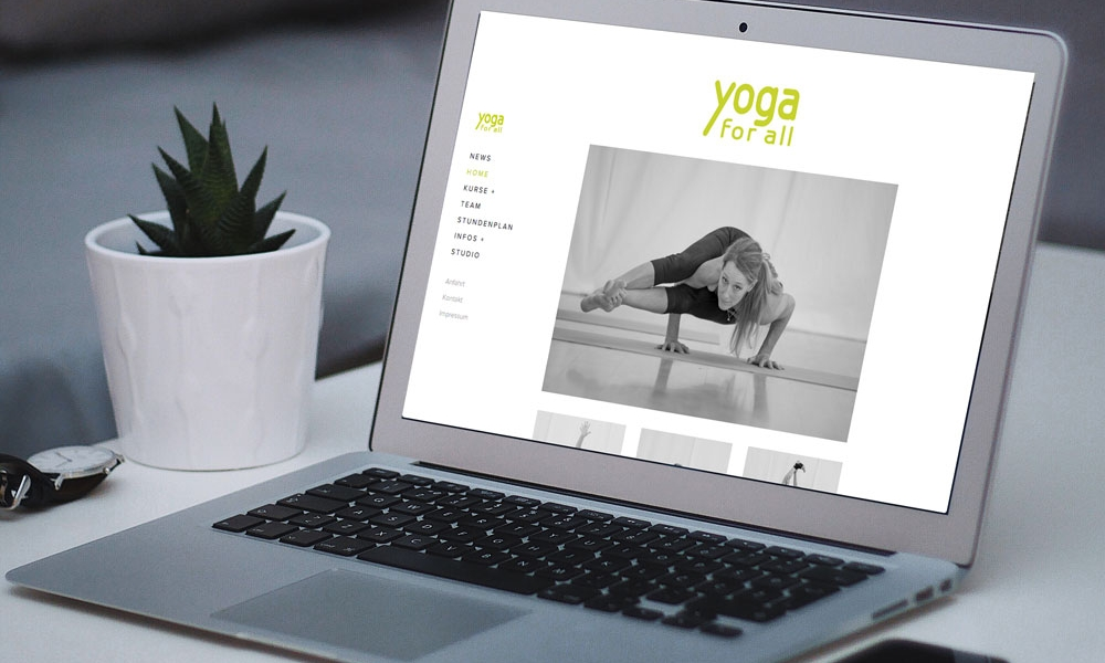 Yoga for all -