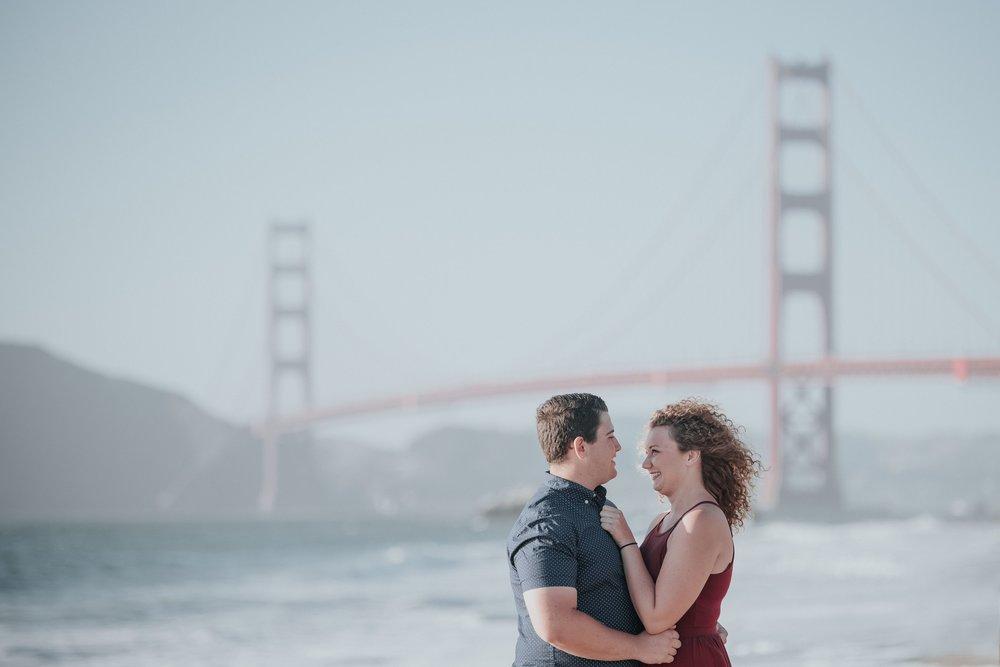 Andrea + David - San Francisco, California