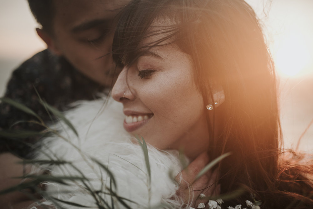 mari + jj - Fort Funston, California
