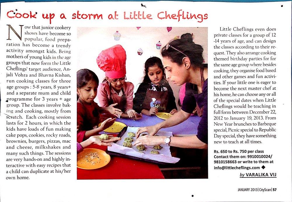From CityScan Delhi magazine, January 2013