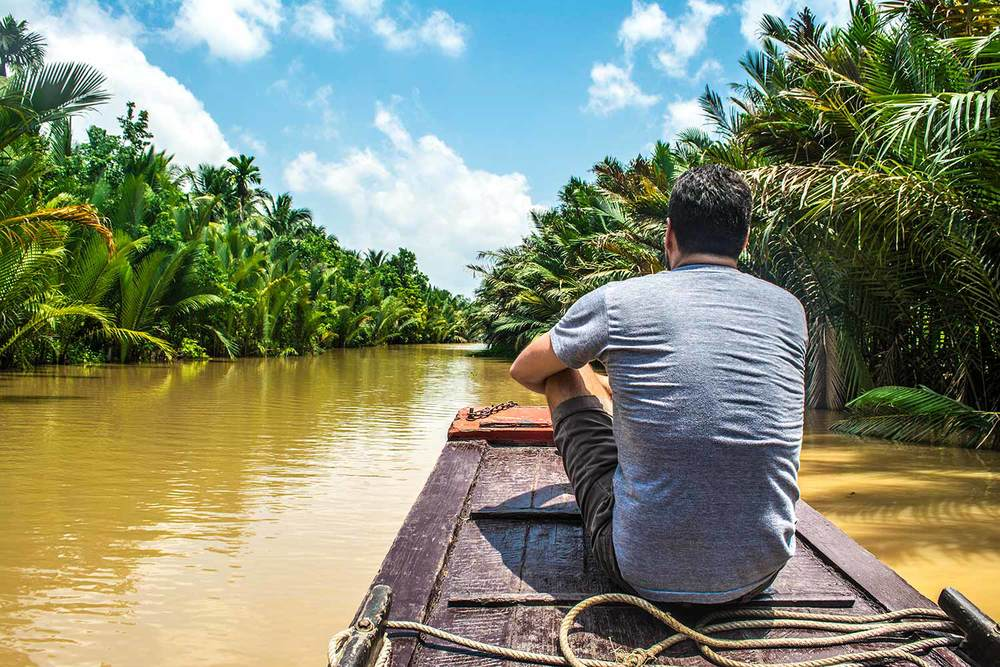 A Mekong Delta Cruise with Buffalo Tours