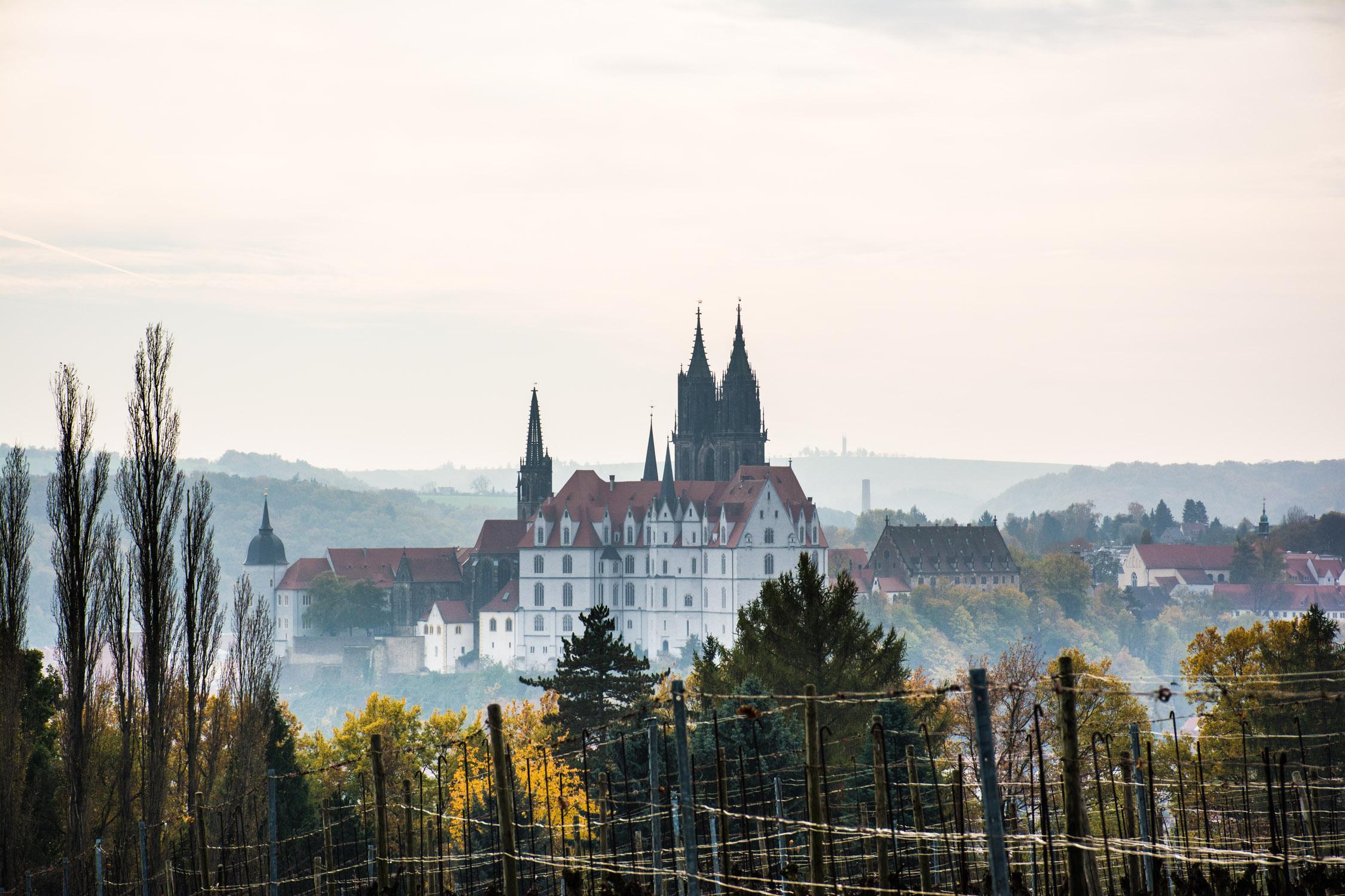 Proschwitz Weihnachtsmarkt.Visiting The Schloss Proschwitz Winery In Meissen Germany No
