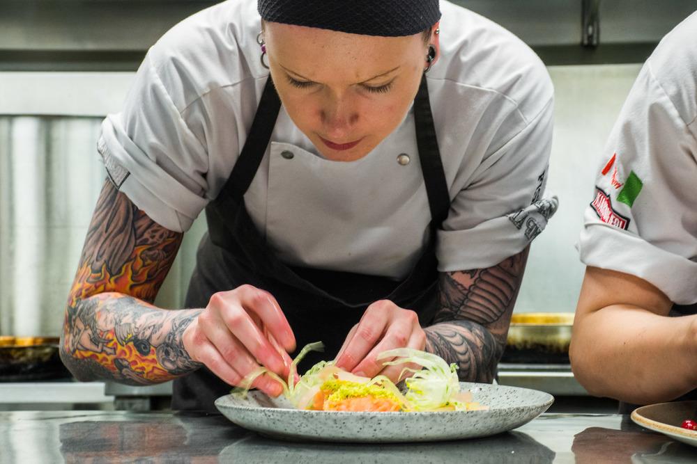 The fish company deconstructing icelandic cuisine no for Fish market reykjavik