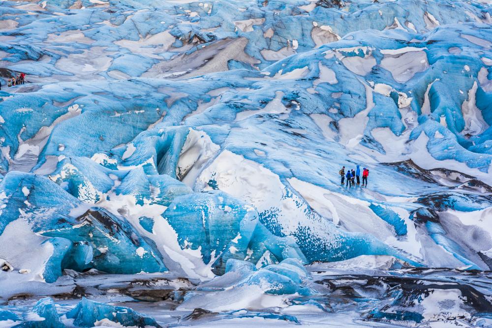 Hiking Iceland S S 243 Lheimaj 246 Kull Glacier No Destinations