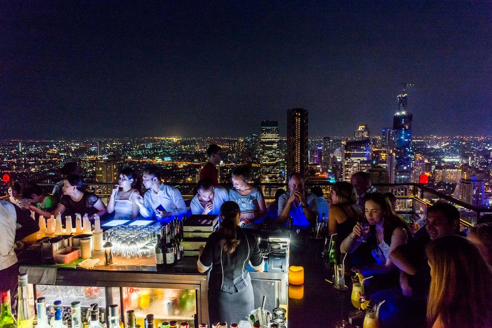 The 5 Best Rooftop Bars in Bangkok, Thailand — No Destinations