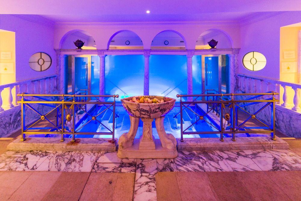 The Spa at the Rome Cavalieri