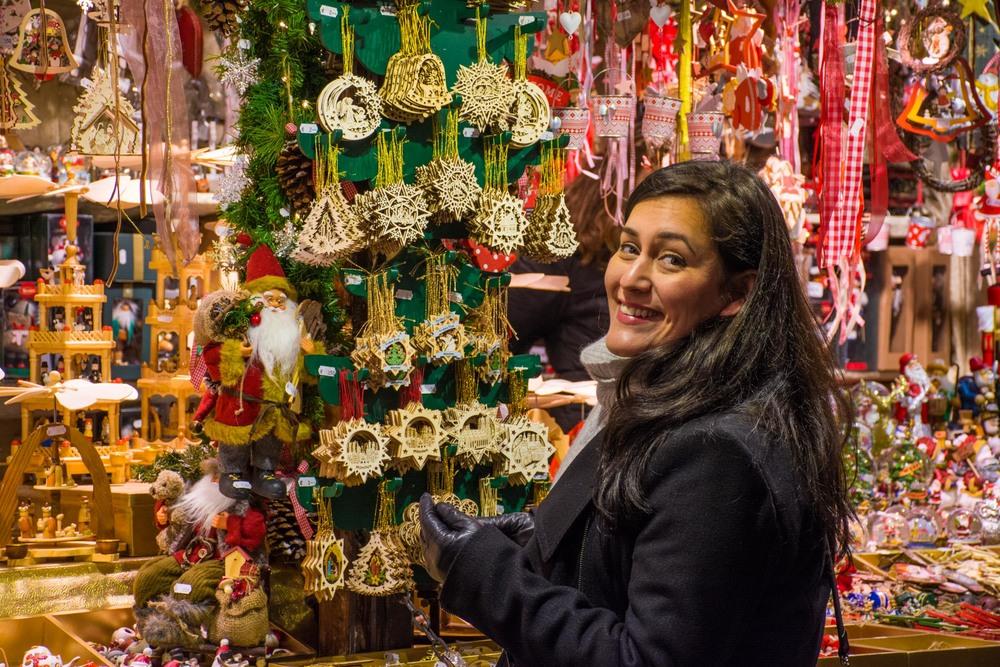 Ornament heaven!