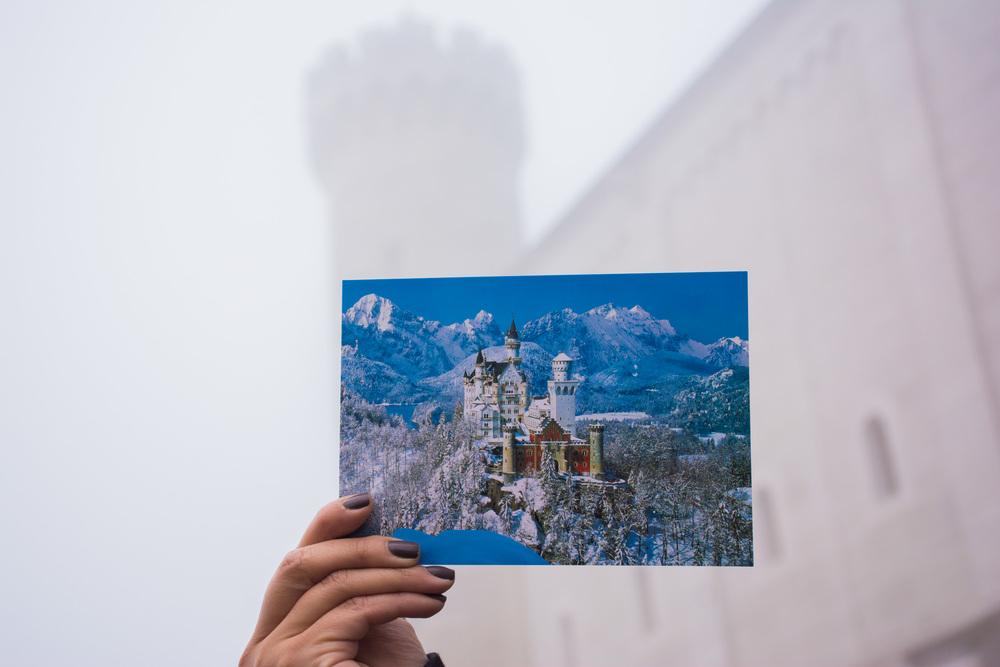 Real life fairytale castles!