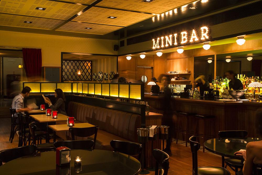 Restaurante/bar MiniBar do chef José Avillez no Chiado, Lisboa.foto- paulo barata 2014