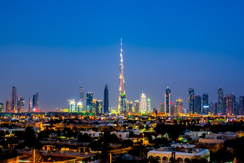 Cocktails At At Mosphere Inside Dubai S Burj Khalifa No Destinations