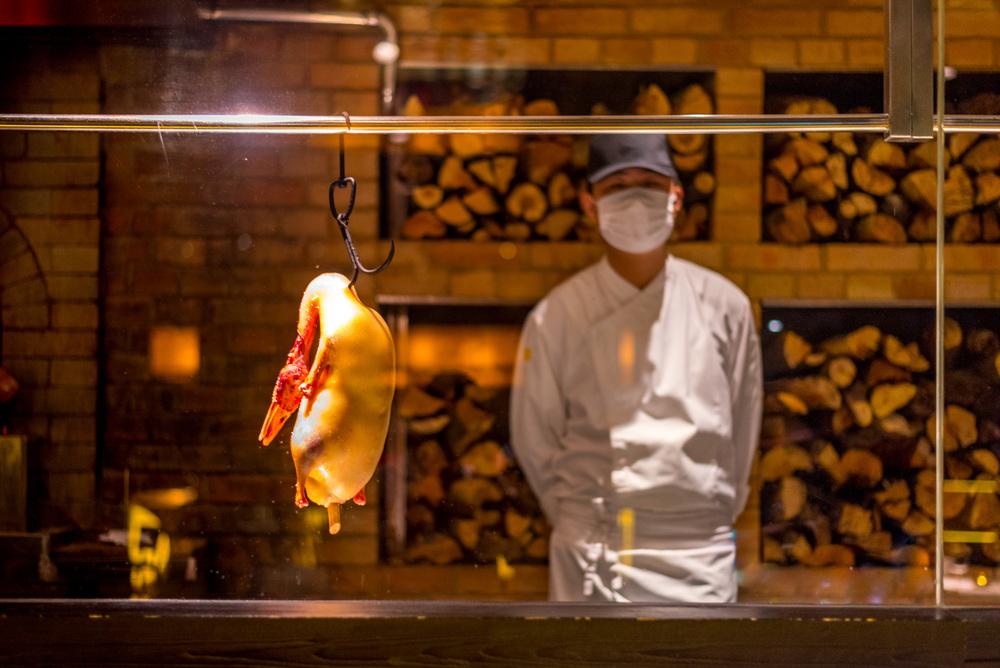 Roasted Duck is an absolute must in Beijing!