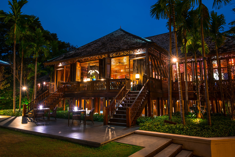 137 pillars historic boutique hotel in chiang mai for Historic boutique hotel