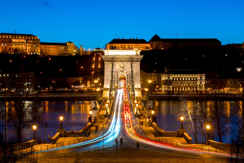 The incredible view, taken from the Four Seasons Gresham Palace, Budapest