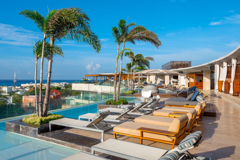 Trendy palm beach hotel r - Thompson Hotel A Trendy Retreat In Playa Del Carmen Mexico