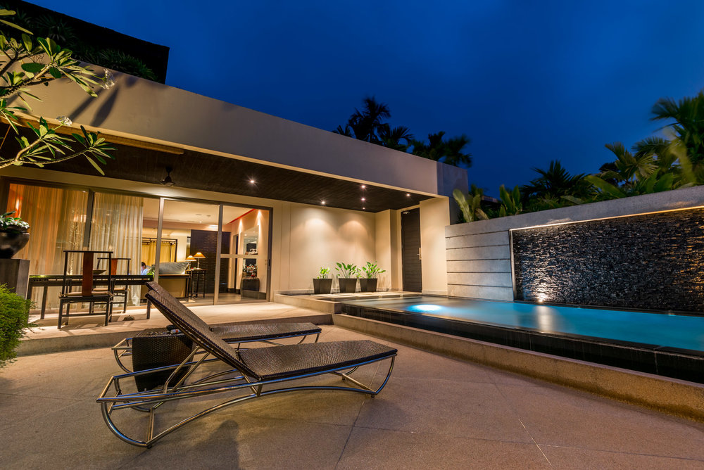 If privacy and intimacy is what you are looking for, The Pavilions will be perfect for you!