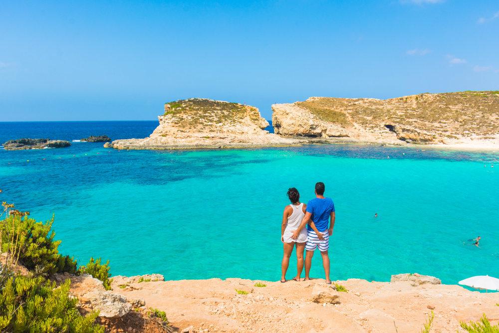 In Gozo, Malta