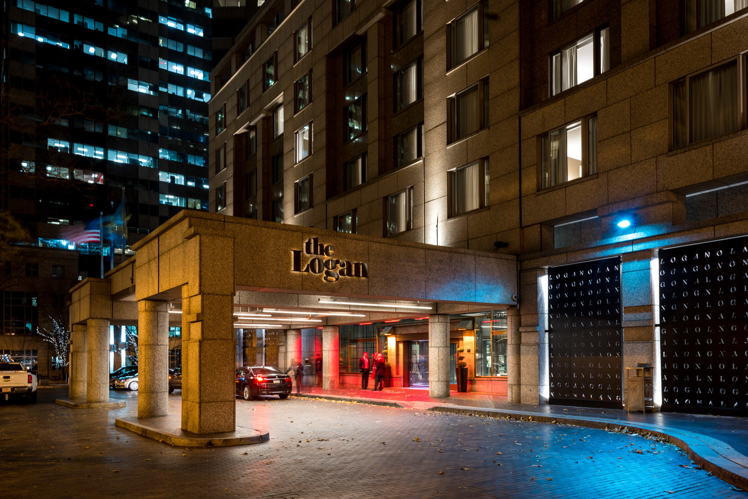 The logan philadelphia a luxury hotel with a twist