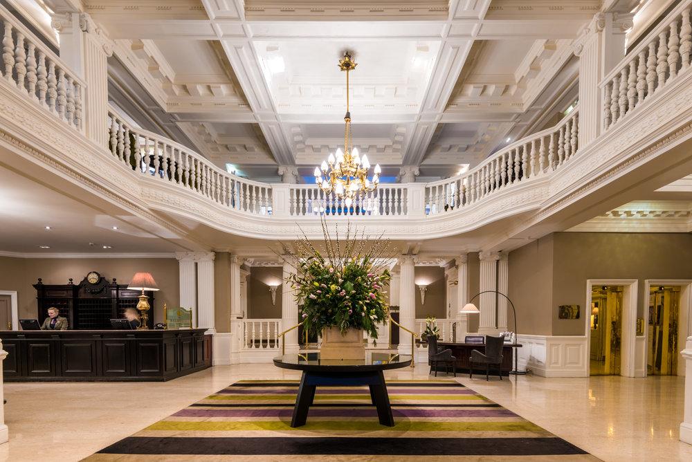 Balmoral hotel royal suite