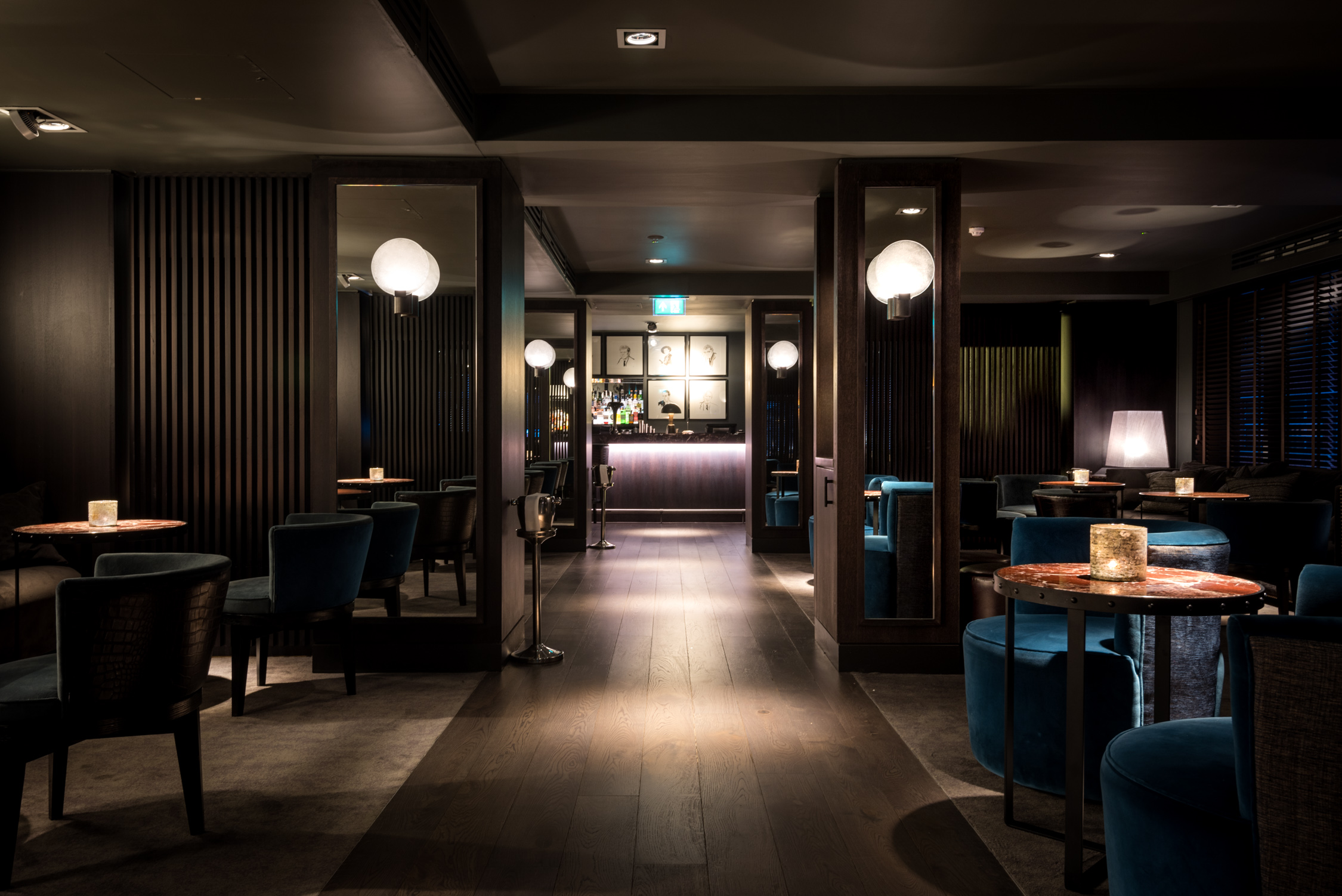 Dakota glasgow a design focused luxury hotel in scotland for Design hotel glasgow