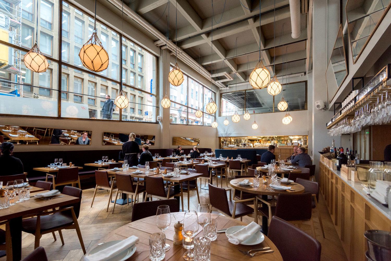 Bronda Restaurant: A Modern Gourmet Brasserie in Helsinki — No ...
