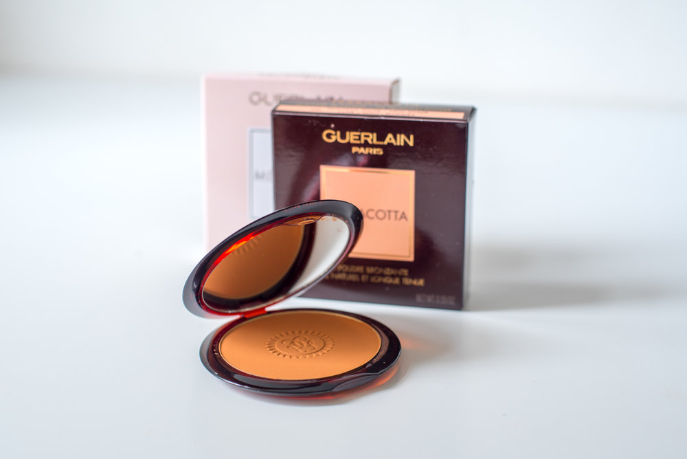 Guerlain Bronzer and Illuninating Powder