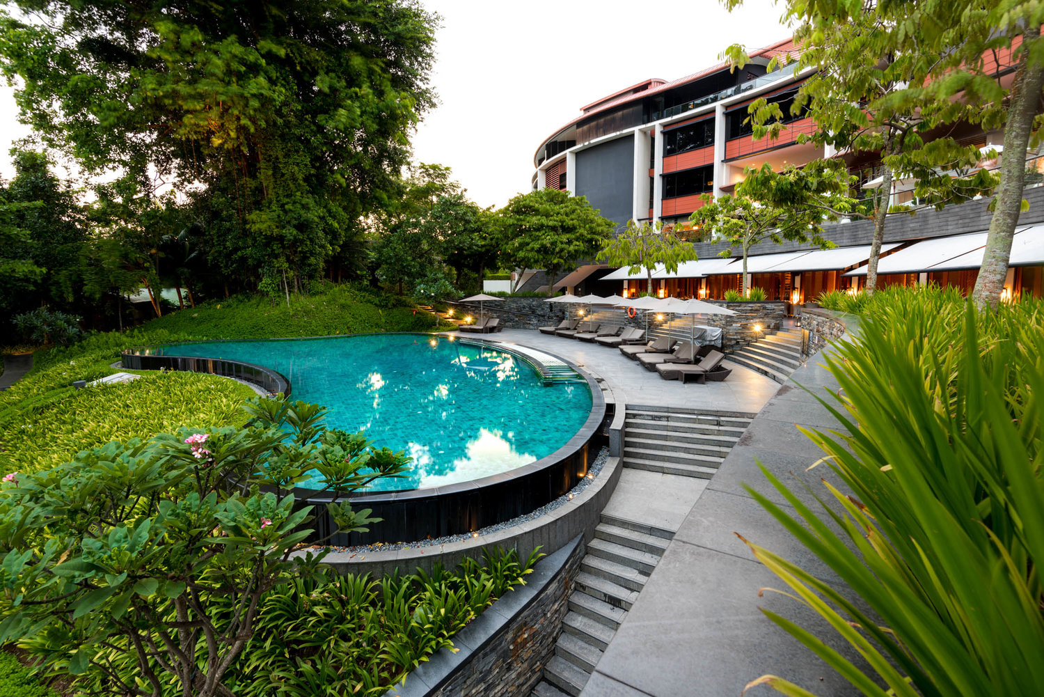 Capella, Singapore: A Luxury Hotel Escape on Sentosa Island
