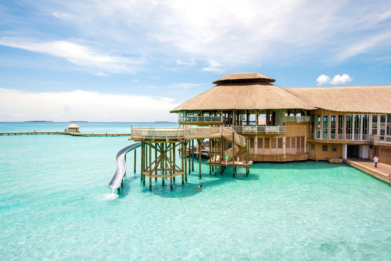 Soneva Jani A Modern Luxury Maldives Resort No Destinations