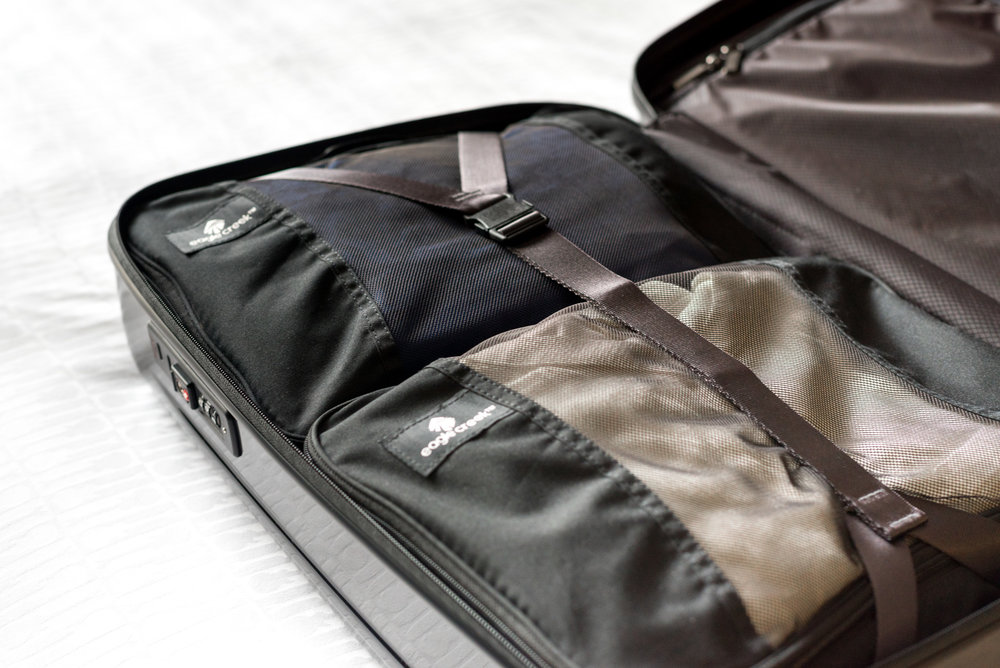 Packing cubes are essential for keeping your clothes organized