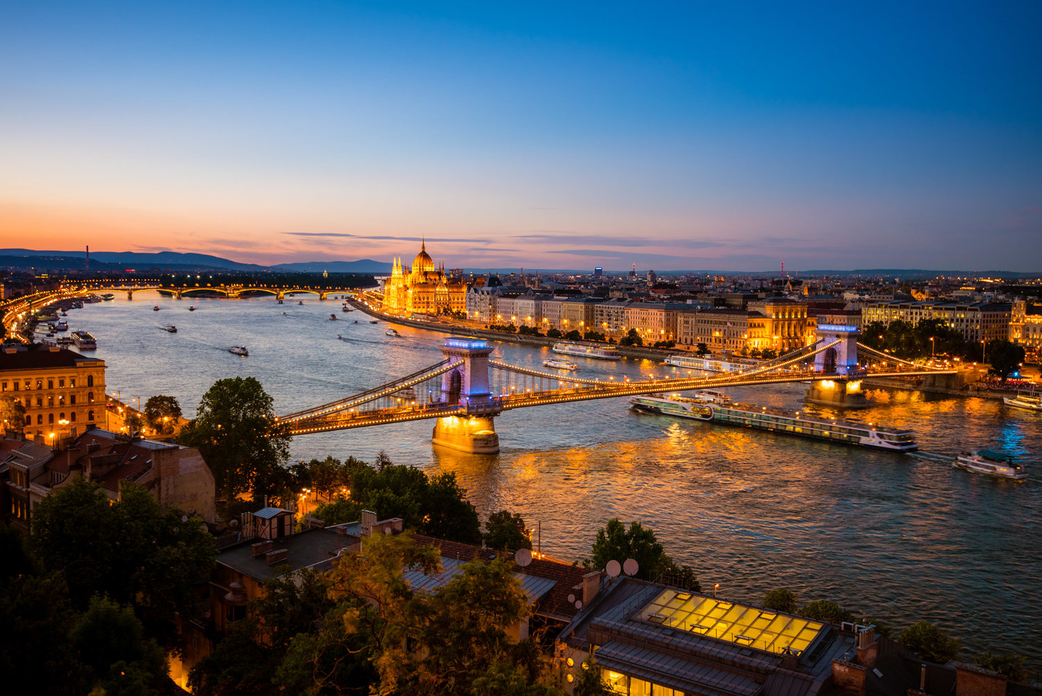 The Grand European River Cruise with Viking Cruises