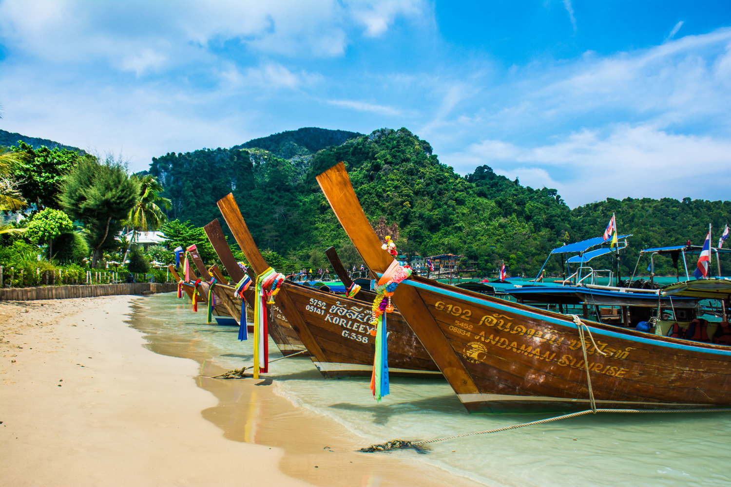 Travel in Thailand: Top 5 Destinations You Must See