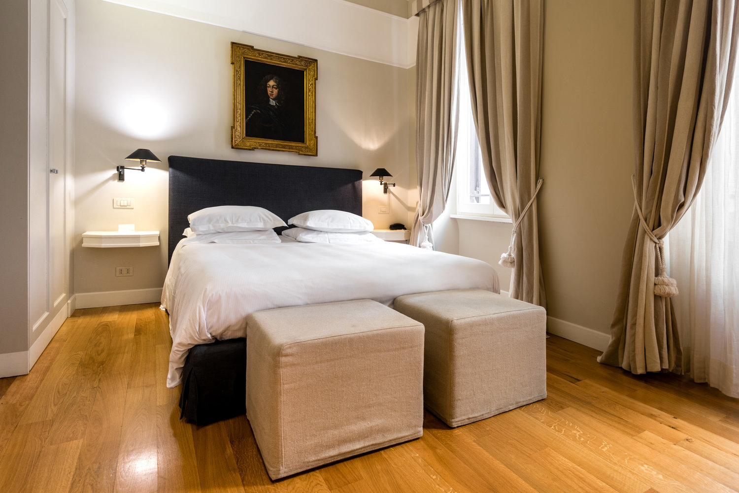 Crossing Condotti: Rome's Most Stylish Boutique Guesthouse