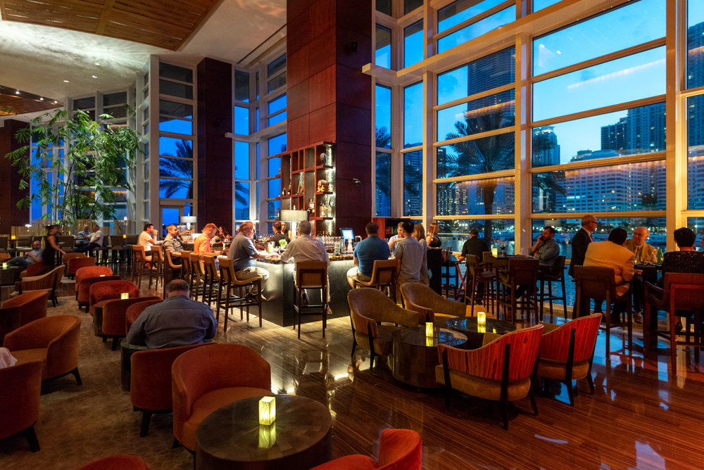 The MO Bar at The Mandarin Oriential, Miami