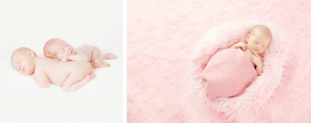 Nyfødtfotograferinger