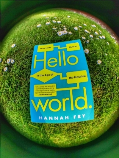 How to get your hands on Hello World  -  United Kingdom:Amazon | Audible | Foyles | Waterstones (Signed copies) | Plus lots of independent booksellers from the 6th September.United States:Amazon | Barnes and Noble | Plus lots of independent booksellers from the 18th September.Elsewhere: coming soon!