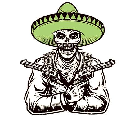 west skeleton green hat 3.jpg